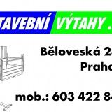 Stavební výtahy.cz s.r.o.