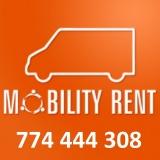 Půjčovna dodávek - Mobility Rent
