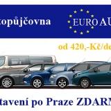 Euroauta - půjčovna